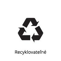 Recyklovateľné